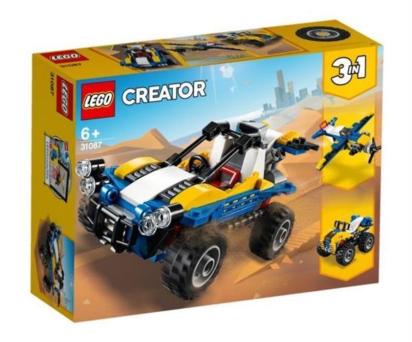 Lego CREATOR 31087 Lekki pojazd terenowy 3w1