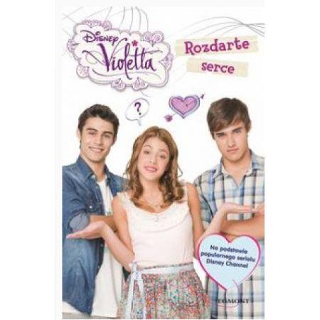Rozdarte serce Violetta outlet