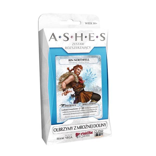Ashes: Olbrzymy z Mroźnej Doliny CUBE