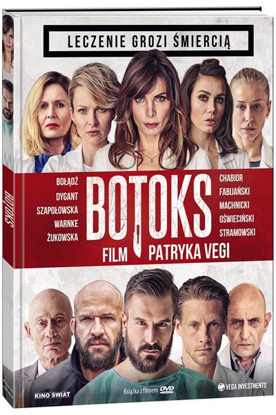 Botoks, booklet DVD