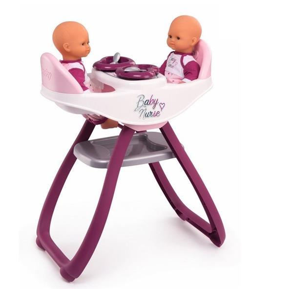 Baby Nurse Krzesełko do karmienia dla bliźniąt
