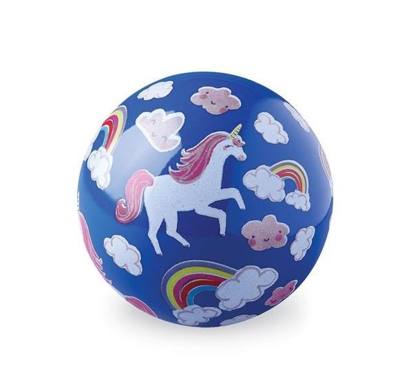 Piłka 10 cm Jednorożce