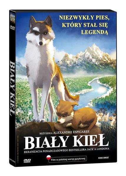 Biały Kieł DVD