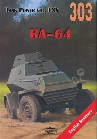 BA-64. Tank Power vol. LXX 303