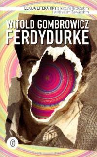FERDYDURKE LEKCJA LITERATURY outlet