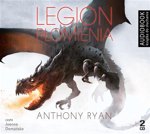 Legion płomienia. Audiobook