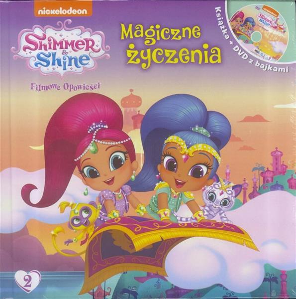 Shimmer i Shine 2 Magiczne życzenia-30375