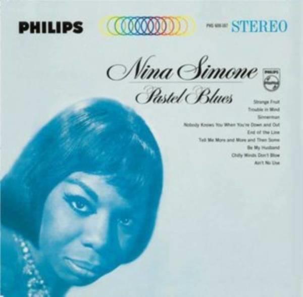 Płyta winylowa NINA SIMONE Pastel Blues LP-50401