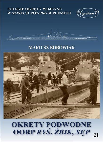 Okręty podwodne OORP Ryś, Żbik, Sęp-337111