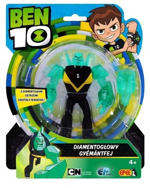 Ben 10 - figurka Diamentogłowy