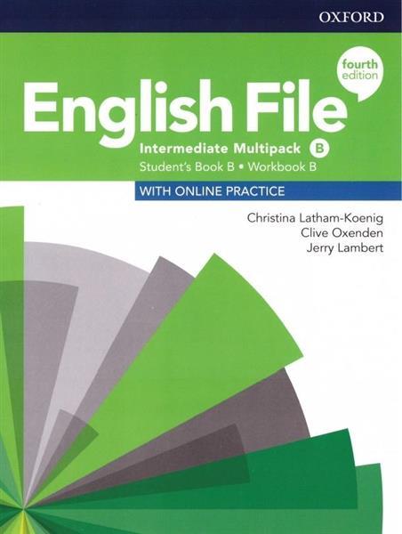 English File 4E Intermediate Multipack B + online