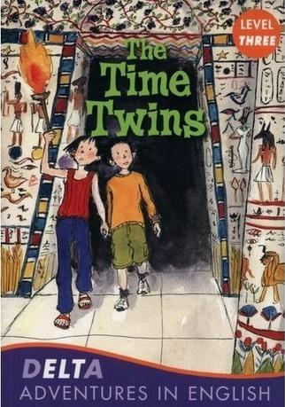 The Time Twins. Level 3 + CD-ROM