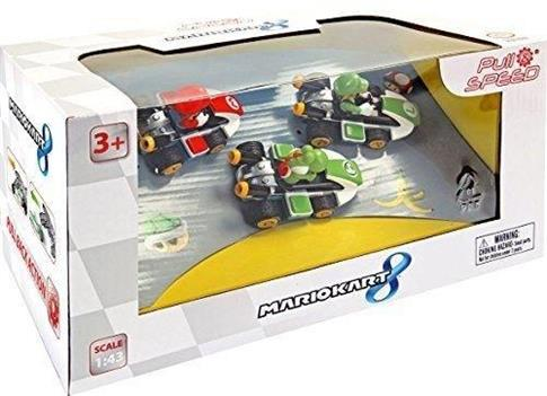 P&S Nintendo Mario Kart 8 3Pack