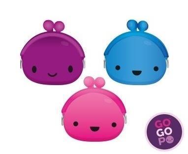 GoGoPo - Mini silikonowa torebka