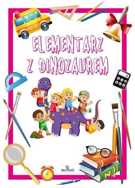 Elementarz z dinozaurem