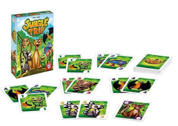 Jungle Trip PIATNIK