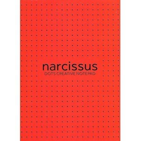 Blok A4/80K Narcissus Kropka
