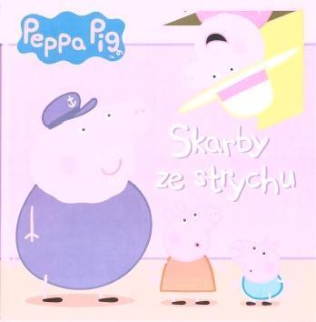 Peppa Pig nr 7 Skarby ze strychu OUTLET