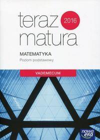 MATEMATYKA POZIOM PODSTAWOWY VADEMECUM  outlet