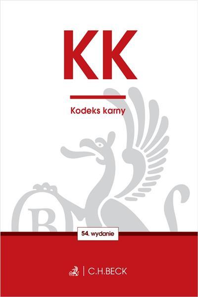 KK. KODEKS KARNY WYD. 54
