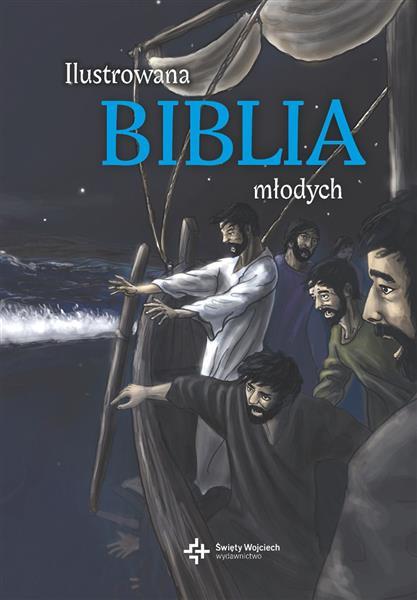 ILUSTROWANA BIBLIA MŁODYCH