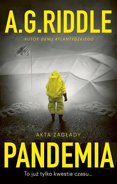 Akta zagłady T.1 Pandemia