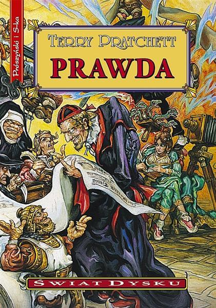 PRAWDA ŚWIAT DYSKU WYD. 2012 outlet