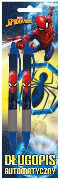 Długopis automatyczny Spiderman bls 2szt