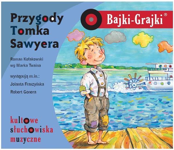 Bajki - Grajki. Przygody Tomka Sawyera CD