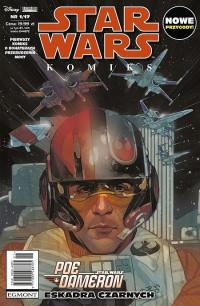 STAR WARS KOMIKS 1/17 OUTLET