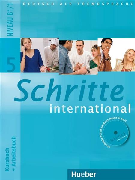 Schritte International 5 KB+AB+CD HUEBER
