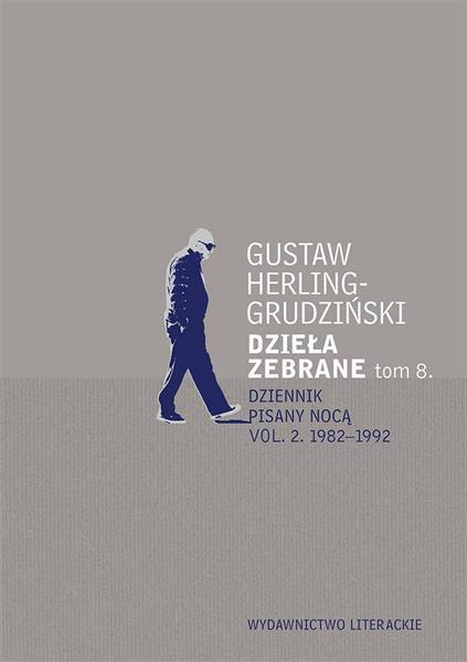 Dzieła zebrane T.8 Dziennik pisany nocą vol. 2
