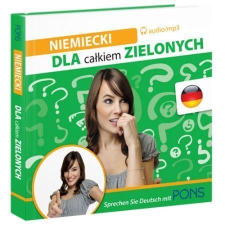 Dla całkiem zielonych. Niemiecki audio wyd.2 PONS