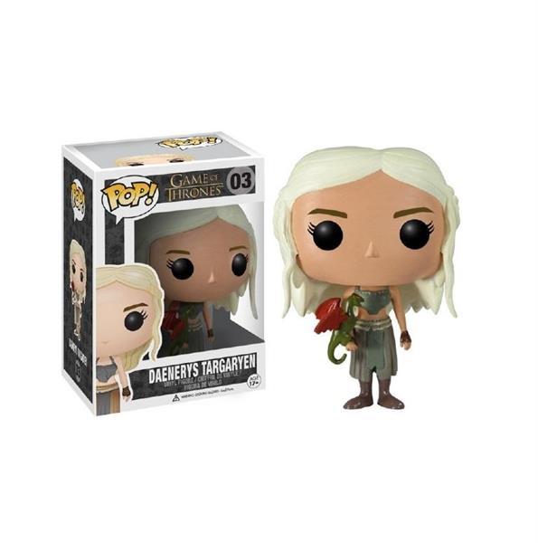 Figurka Funko Pop Vinyl: GOT: Daenerys Targaryen