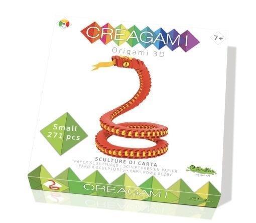 Creagami: Wąż CUBE