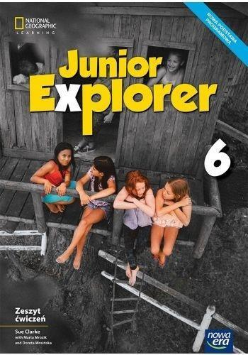 Junior Explorer 6 ćw. NE