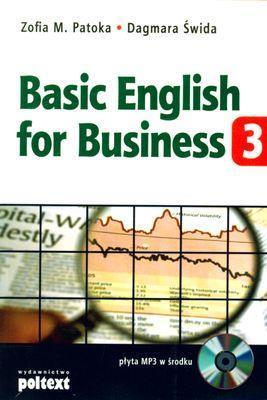 Basic english for business Cz. 3 + Cd Gratis Br