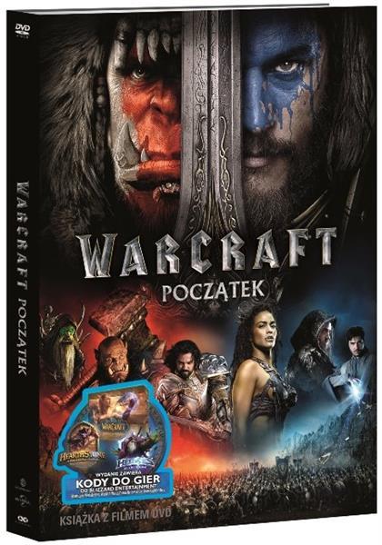 Warcraft. Początek. DVD + książeczka