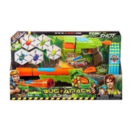 Bug Attack Combo Rapid + Eliminator 2 pistolety