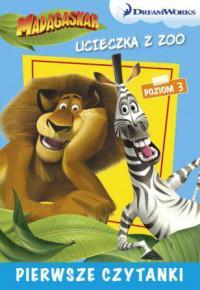 Madagaskar. Ucieczka z ZOO. Pierwsze czytanki