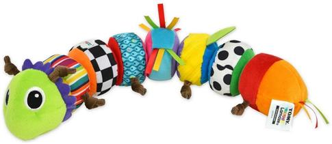 Lamaze Gąsienica mix and match TOMY