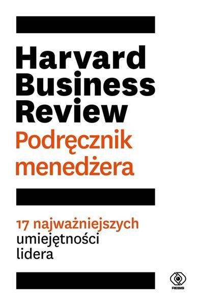 HARVARD BUSINESS REVIEW PODRĘCZNIK MENEDŻERAou