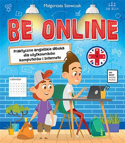 Be online