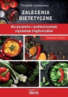 Zalecenia dietet. dla pacjenta z podwyższonym...