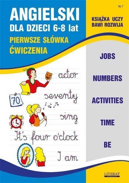 Angielski dla dzieci z.07 6-8 lat w.2018 LITERAT