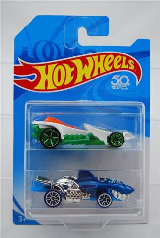 Hot Wheels - 2 pack autek
