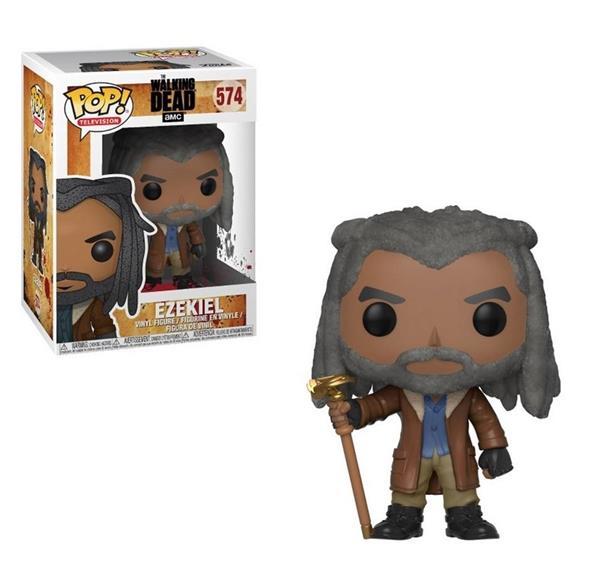 Figurka Funko Pop TV: The Walking Dead Ezekiel