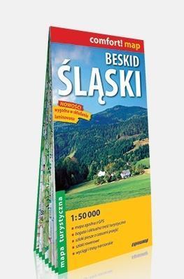 Comfort! map Beskid Śląski 1:50 000 mapa