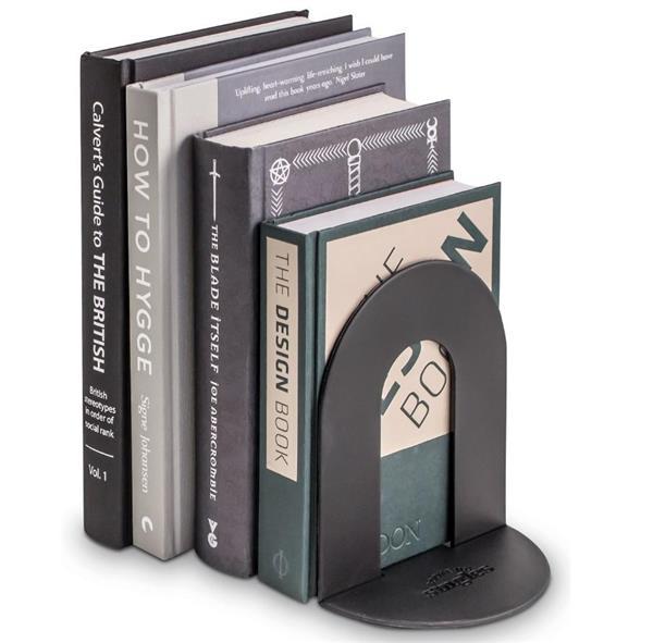 Book End Podpórka pod książki czarna