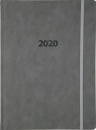Kalendarz 2020 KK-A4TL Książkowy Tygod. Lux MIX